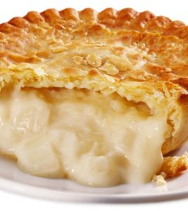 Cheese & Onion Pie