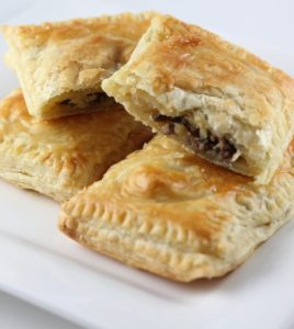 Meat & Potato Pasty