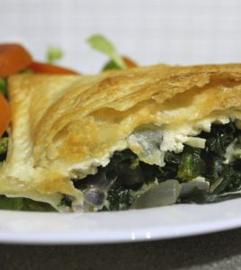 Spinach Pasty
