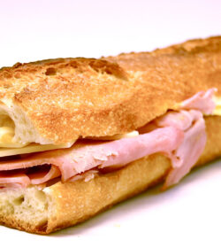 Cheese & Ham Sandwich