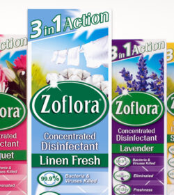 Zoflora Disinfecatant