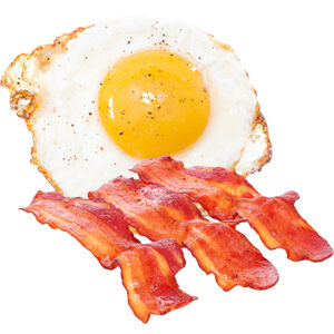 Bacon & Egg Breakfast Bun