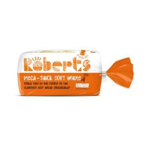 Roberts Mega Thick Soft White Bread