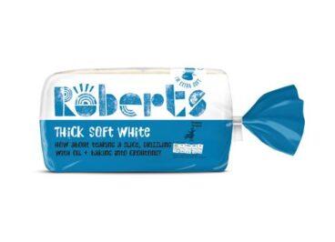 Roberts Thick Soft White Bread