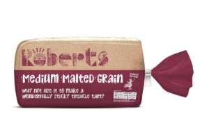 Roberts Medium Malted Grain Bread