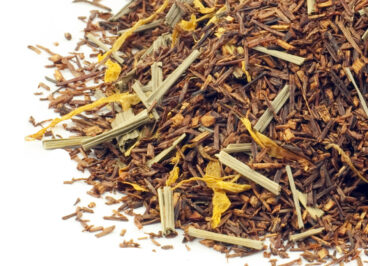 Zesty Lemon Rooibos Tea