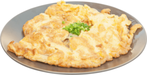 All day breakfast Omelette